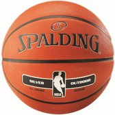 Spalding Basketbal NBA Silver - Maat 5 - Outdoor