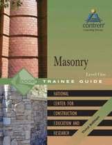 Masonry Level 1 Trainee Guide, Binder