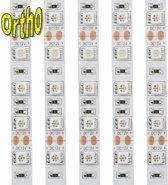 Ortho Groeilamp LED strips met plakrand Growing light strips Kweeklamp Bloeilamp