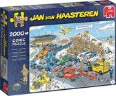 Jan van Haasteren Formule 1 De Start Legpuzzel 200