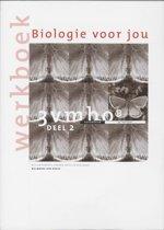 Biologie voor jou 3Vmbo B 2 Werkboek