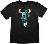 Shovel Knight T-Shirt Shovel Attack (Maat S)
