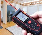 Camenco digitale laser afstandsmeter - 40 meter - Stof- en spatwaterdicht