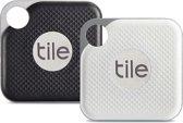 Tile Pro Black & White Combo URB 2 pack