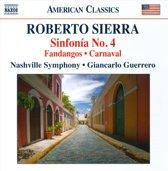 Nashville Symphony / Giancarlo Guer - Sierra; Sinfonia No. 4
