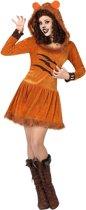 Leeuwinnen outfit voor dames  - Verkleedkleding - XL