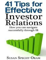 41 Tips for Effective Investor Relations