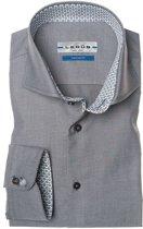 Ledûb dress overhemd, grijs, maat 40