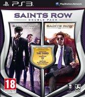 Saints Row Double Pack (Includes Saints Row The Third & Saints Row IV) /PS3