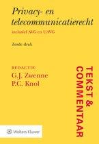 Tekst & Commentaar - Privacy- en telecommunicatierecht