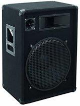 Omnitronic DX-1522 400W Zwart luidspreker