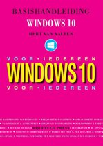 Basishandleiding Windows 10