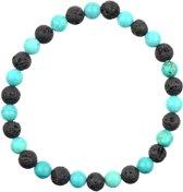 Alshain Turquoise Armband L | 20 cm