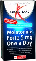 LUCOVITA MELATONINE FORTE 5MG