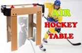 Airhockey Tafel - Mini Air Hockey Spel Set Met Pucks Pusher