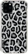 Casetastic Smartphone Hoesje Softcover Apple iPhone 11 Pro - Grey Leopard