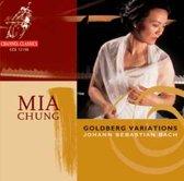 Bach: Goldberg Variations / Mia Chung
