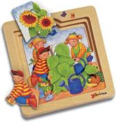 Story Puzzle - In The Garden