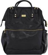 Isoki Luiertas Byron Backpack - Toorak Zwart Zwart