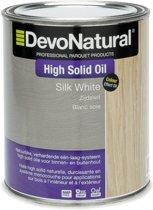 DevoNatural High Solid Oil Zijdewit – parketolie - 0.1 Liter