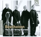 String Quartets 12-16