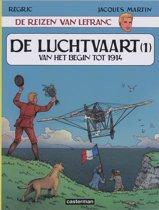 De reizen van Lefranc 001 De luchtvaart, deel 1