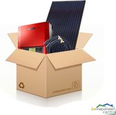 6 Zonnepanelen 275 Wp Trina Solar TSM-275 DD05A.05 - Omvormer GoodWe