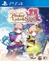 Atelier Lydie & Suelle : The Alchemists and the Mysterious Paintings PS4