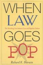 When Law Goes Pop