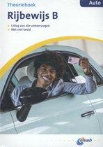 ANWB rijopleiding - Theorieboek rijbewijs B - auto met oefen CD