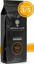 Aroma Club Koffiebonen 1KG - No. 2 Smooth James - Koffie Intensiteit 3/5