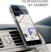 Cacious Telefoon Houder met Magnetische bevestiging - Universele autohouder o.a. voor Samsung Galaxy S8 / S8+ en iPhone 7 / 7 Plus