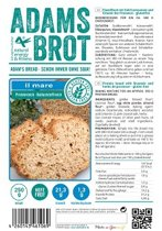 Adam's fitness Food Adam's Brot 2.0-Il mare