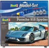 Revell Model Set Porsche 918 Spyder