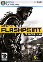 Operation Flashpoint Dragon Rising PC CD Rom