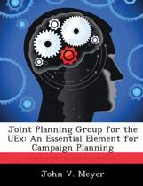 Joint Planning Group for the Uex
