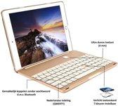 iPad Air toetsenbord hoes goud