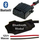 Ford Bluetooth Audio Streaming Adapter Aux input kabel Cd 6000 Cd6000 Cd6006 Focus Fiesta Mondeo Torneo C max S max