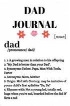 Dad Journal