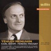 Yehudi Menuhin Plays Tchaikovsky: Violin Concerto,