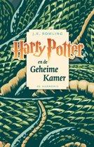 Harry Potter en de geheime kamer (luisterboek)
