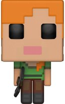 Funko Pop! Minecraft: Alex #317 Games ! - Verzamelfiguur