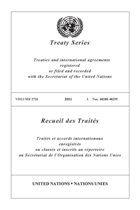 Treaty Series 2731