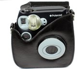Polaroid 300 Instant Camera Leather Case Black