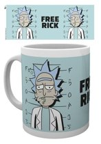 Rick and Morty Free Rick - Mok