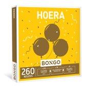 BONGO - Hoera! - Cadeaubon