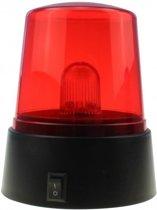 Zwaailamp met rood LED licht