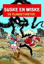 Omslag van 'Suske en Wiske 339 - De planeetvreter'
