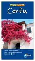 Omslag van 'ANWB extra - Corfu'