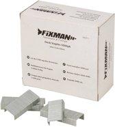 Fixman Bureau Nietjes 5000 Stuks 12,8 X 6 Mm (24/6)
